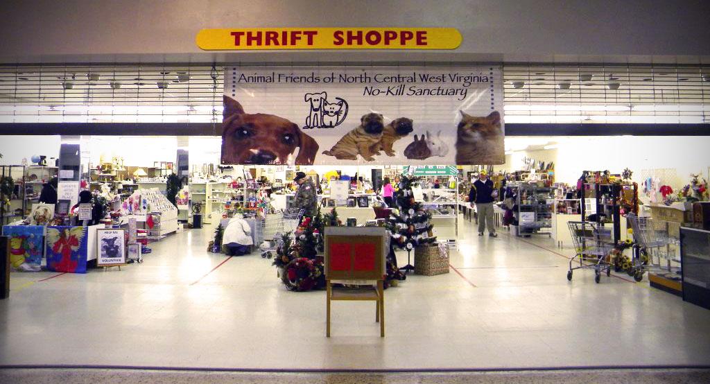 thrift-shoppe